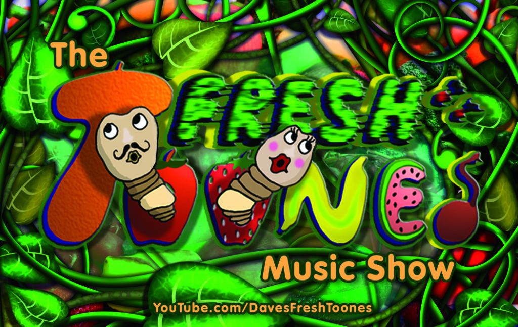 Fresh Toones top banner image