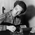 Woody Guthrie- This machine kills fascists